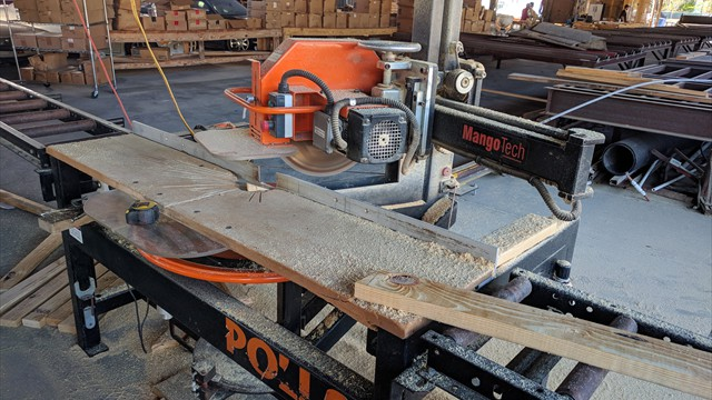 Apollo - MangoTech Radial Saw