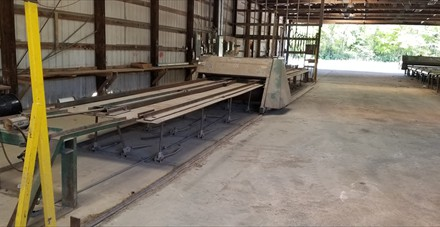 Linkwood Floor Truss Machine