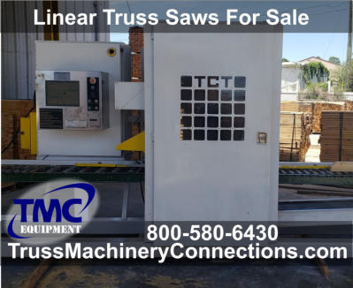 Linear Feed Truss Saws